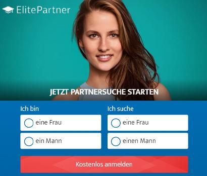 Elitepartner Webseite