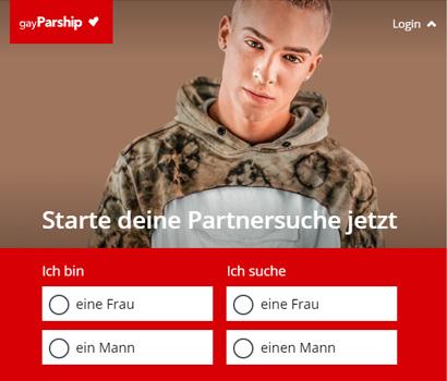 Gayparship Webseite