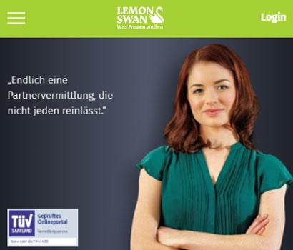 Lemonswan Webseite