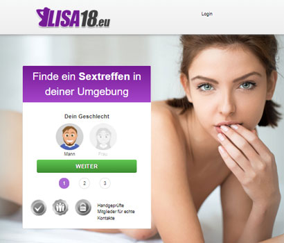 Lisa18 Webseite